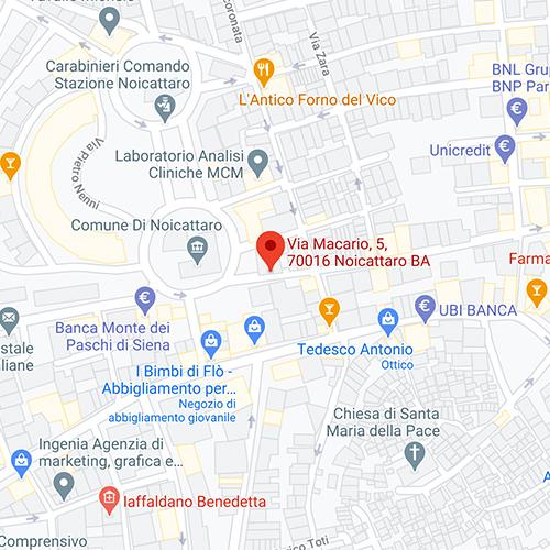 Sede di Noicattaro